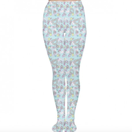 Collants Marshmellow Bunny Blue