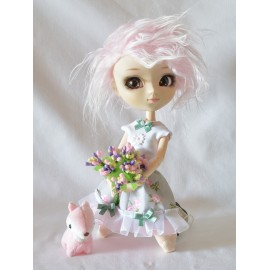 Tenue Pullip Flower DOL247
