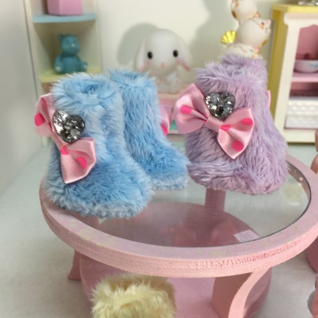 Pullip Fluffy Boots