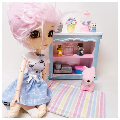 Pullip doll Bookshelf