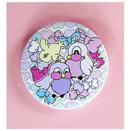 BIG PIN Badge Birdies Bh039