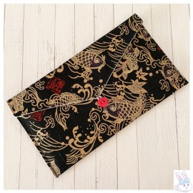 Fabric mask case
