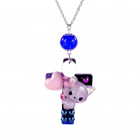 Necklace Halloween Col599